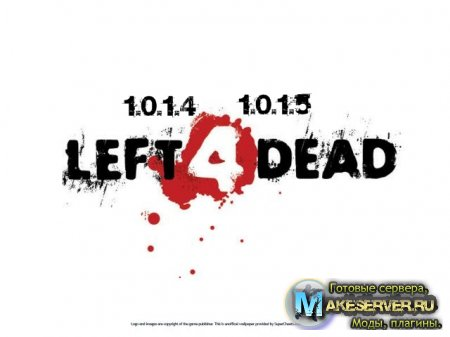 Left 4 Dead update patch from 1.0.1.4 to 1.0.1.5