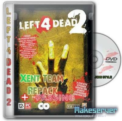 Left 4 Dead 2 + The PASSING v.2.0.1.9 + патчи (обновление до v.2.0.4.2) (2009 - 2010/Rus/Repack by John)