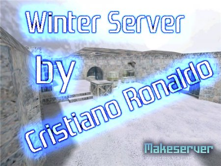The Winter Server by Cristiano Ronaldo