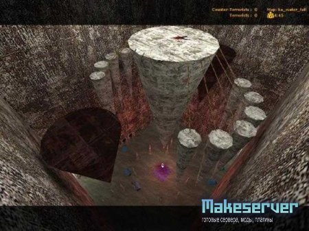 Counter Strike: Source MAPS PACK (2010/ADDON)