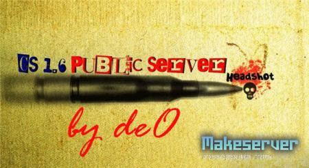 Public [FINAL] server by deO