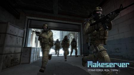 Counter-Strike: Global Offensive (2011/ENG/Beta/Steam-Rip)