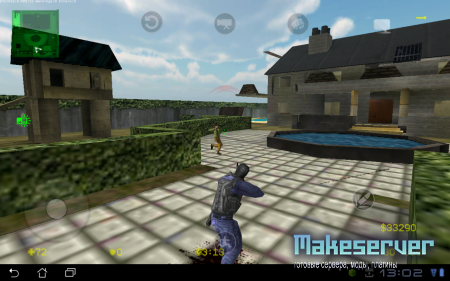 Counter-Strike 1.6 для телефонов на Android (7i)