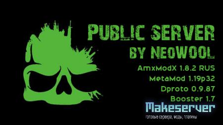 Public server by NeoWOOL