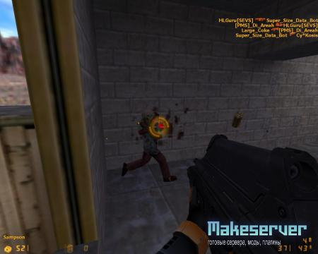 Counter-Strike 1.6 by Freedo.m FINAL