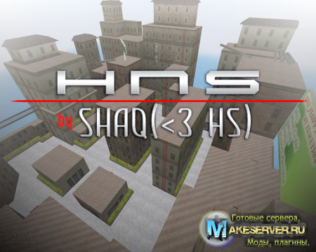 Hide-N-SeeK Server by ¤ ShaQ(