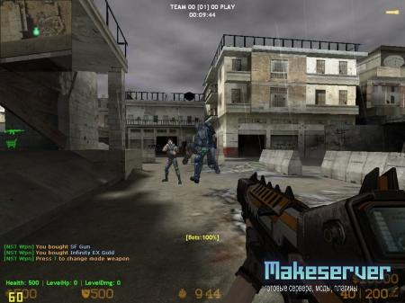 COUNTER-STRIKE XTREME V7