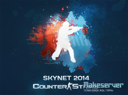 Counter-Strike 1.6 SkyNet 2014