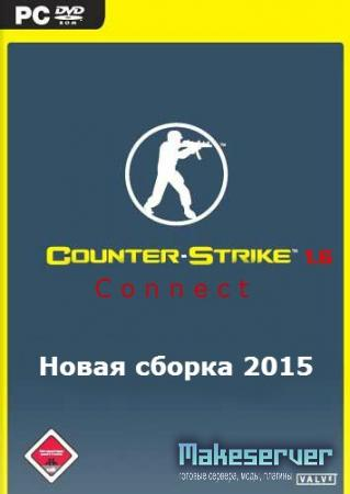 Counter-Strike 1.6 New 2015