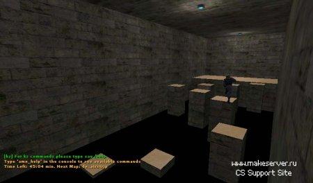 Скачать Готовый Jump сервер для Counter Strike 1.6