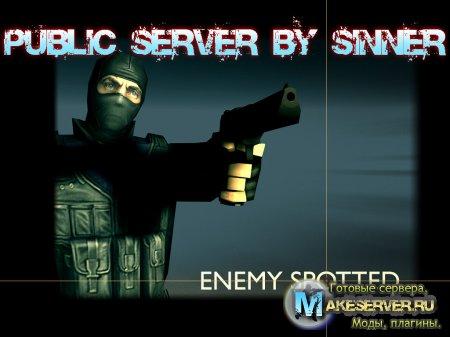Public Server by Sinner [www.makeserver.ru][v7.0]