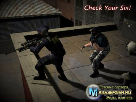 Counter-Strike 1.6 Dedicated Server Classic ver.1.0 by_Dead