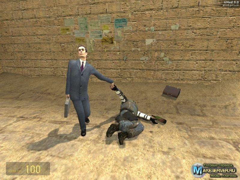 Garry's mod (2013) скачать через торрент игру.
