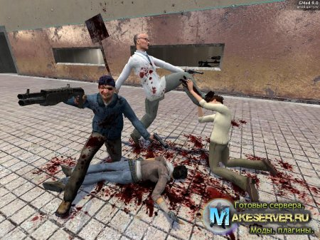 Garry's Mod 10 ������� ��������� Non Steam