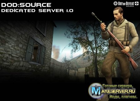 DoD:Source Dedicated Server 1.0