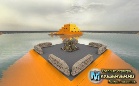 Orange maps Pack