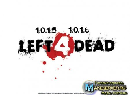 Left 4 dead mini update from 1.0.1.5 to 1.0.1.6