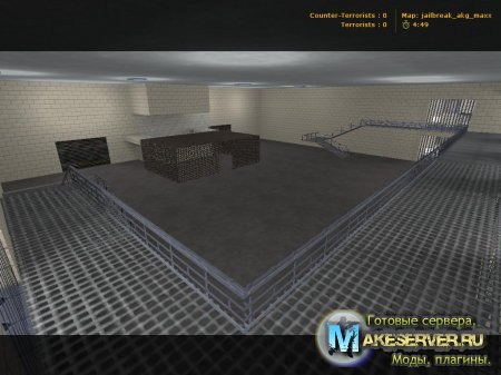 JailBreak Map Pack