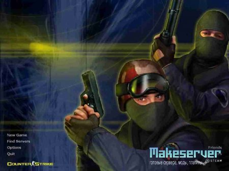 Настраиваем Counter-Strike.