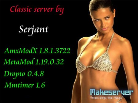Classic Server by Serjant v0.2