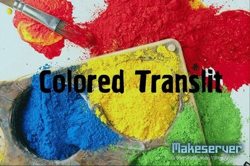 Colored Translit v1.2