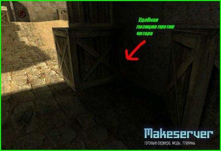 Иерархия в Counter-Strike 1.6