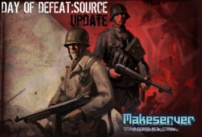 Day of Defeat:Source Update from 1.0.0.33 to 1.0.0.34
