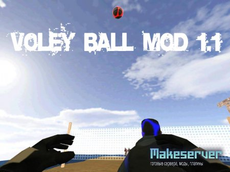 Voley Ball Mod 1.1