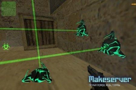 LaserMine для biohazard (New)