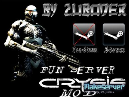 Crysis MoD Server [by zuboDER]