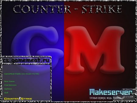 Counter Strike by GameMeat v2.0