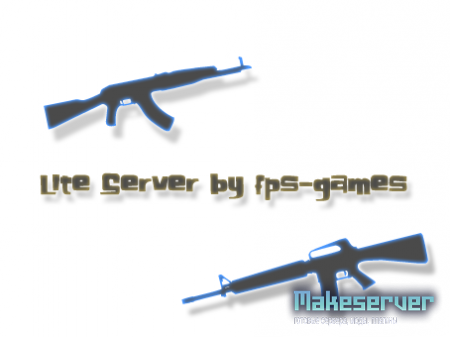 Lite server by fps-games