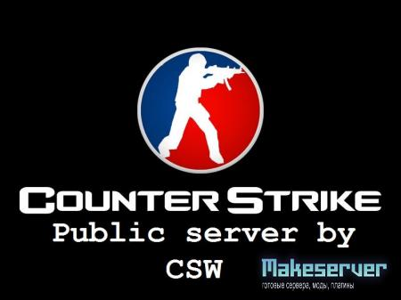 Public server by CSW