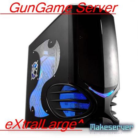GunGame Server eXtralLarge^