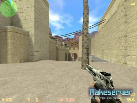 CSS de_dust2 For 1.6
