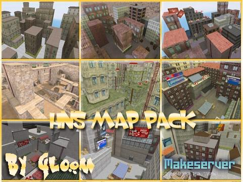 Maps pack HNS