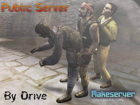 Public Server by Drive