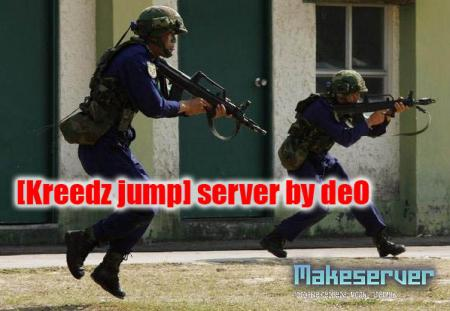 [Kreedz jump] server by deO