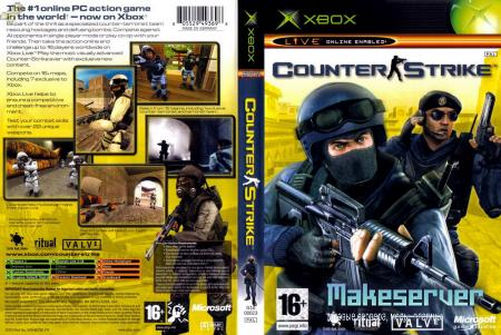 [XBOX360E] Counter-Strike™ [PAL/ENG/DVD9/iXtreme]