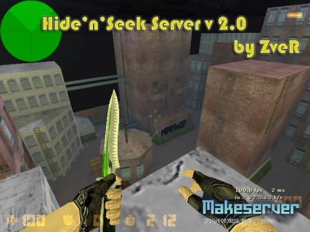 Hide'nSeek Server v_2.0 by ZveR
