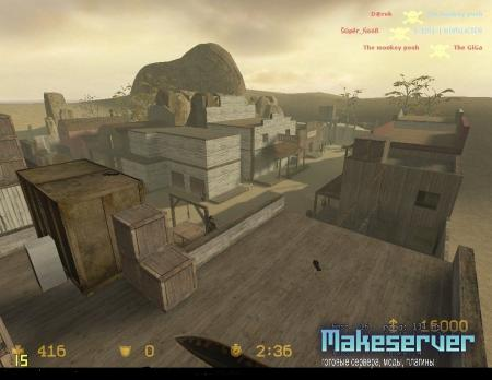Counter Strike Source Zombie Maps Pack