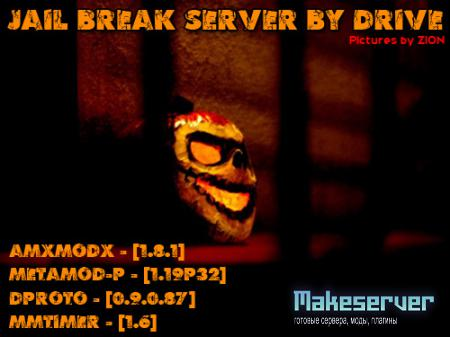 Jail Break Server by Drive