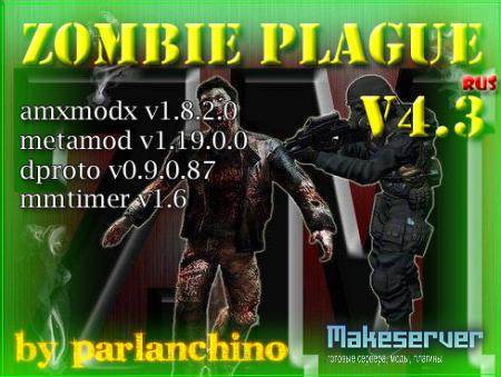 Zombie Server by Parlanchino