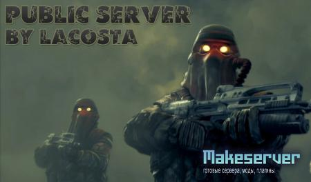 Public server by Lacosta