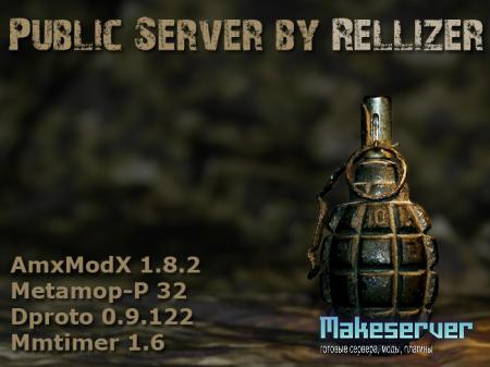 Public Server by Rellizer