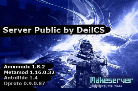 Public Server by DielCS