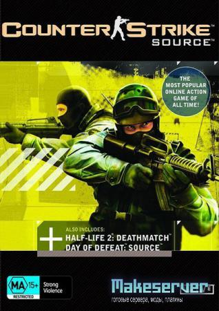 Counter-Strike: Source v.1.0.0.70.1 (2012/RUS/Autoupdater/PC)