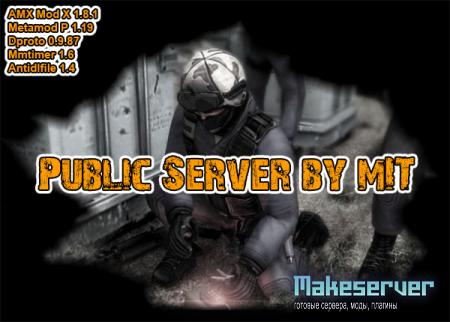 Public Server by MIT (DRED)