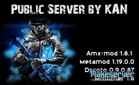 Public server by KAN