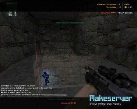 Evil-Shield v1.2 : Wallhack detection.